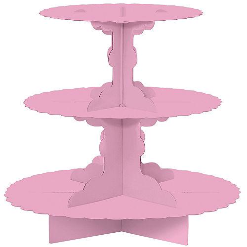 Pink Cupcake Stand Image #1