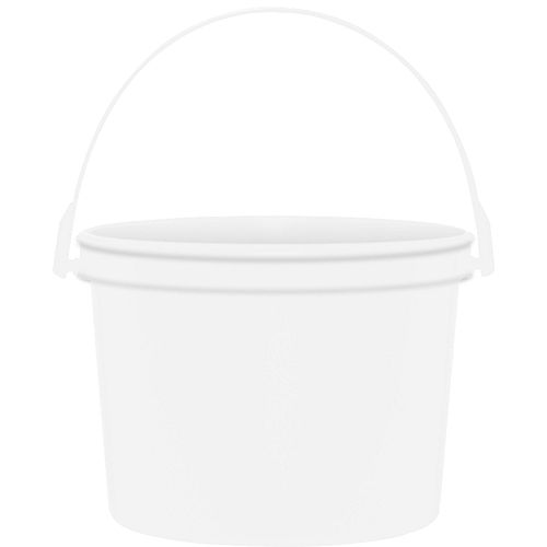 White Favor Container Image #1