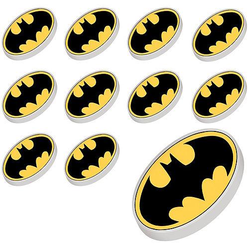 Batman Erasers 48ct Image #1