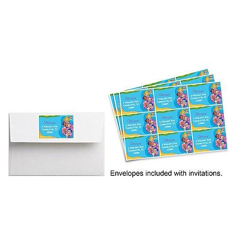Custom Bubble Guppies Sticker Image #1