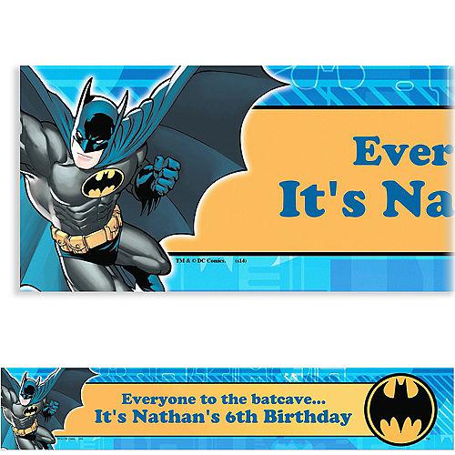 Custom Batman Banner 6ft Image #1