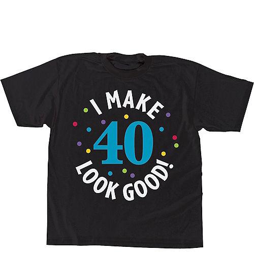 40th Birthday T-Shirt Image #1