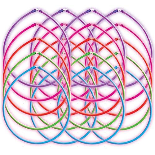 Rainbow Glow Sticks 50ct Image #1