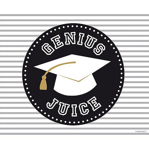 Graduation Bottle Labels 4ct Image #4