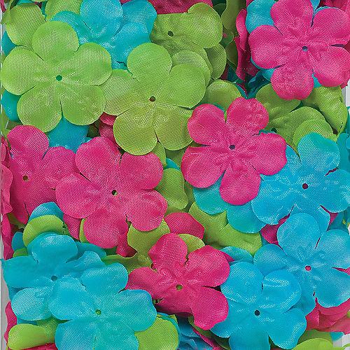 Summer Hibiscus Table Scatter 300pc Image #1