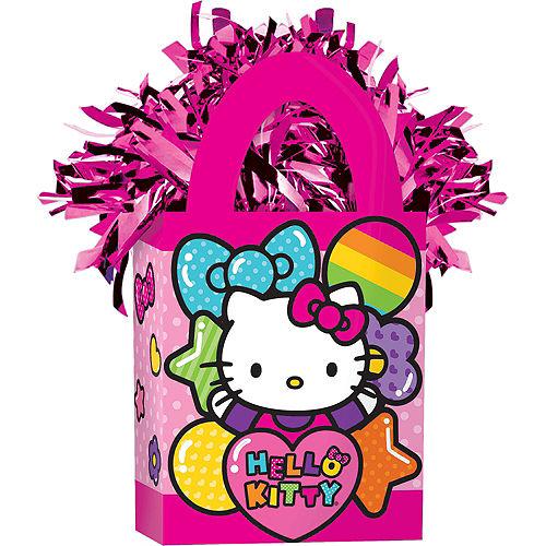 Rainbow Hello Kitty Balloon Weight Image #1