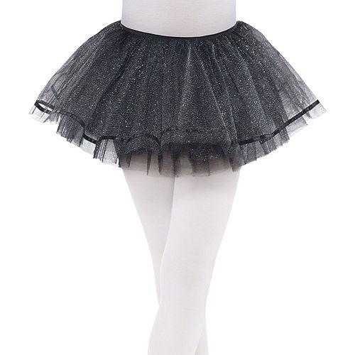 Girls Nerd Tutu Costume Image #2