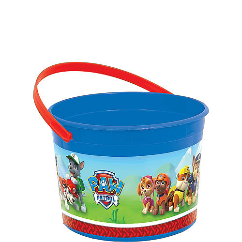PAW Patrol Favor Container Image #1