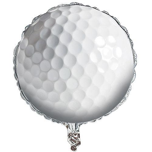 Golf Ball Balloon Image #1