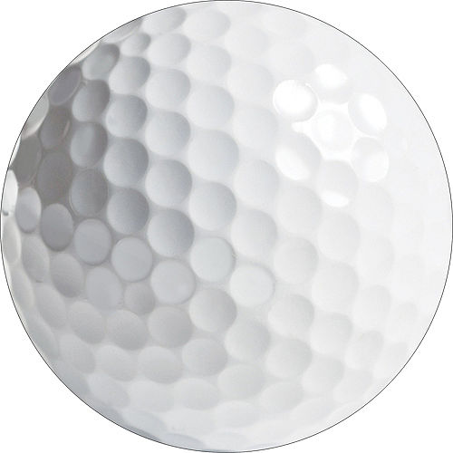 Golf Invitations 8ct Image #1