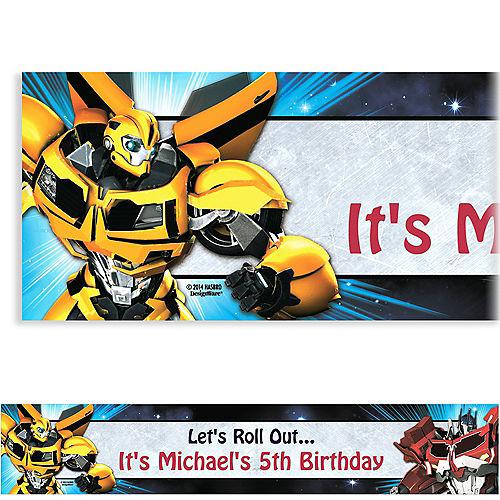 Custom Transformers Banner 6ft Image #1