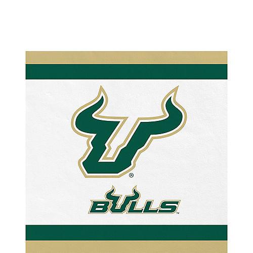 South Florida Bulls Lunch Napkins 20ct Image #1