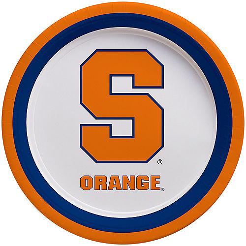 Syracuse Orange Lunch Plates 10ct Image #1