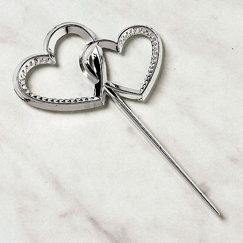 Double Heart Party Picks 12ct Image #3