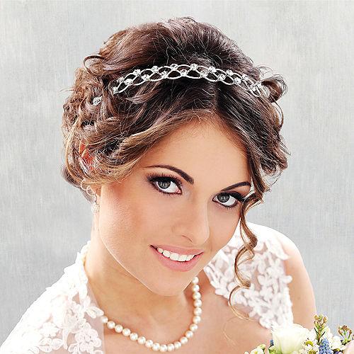 Braided Bridal Headband Image #1