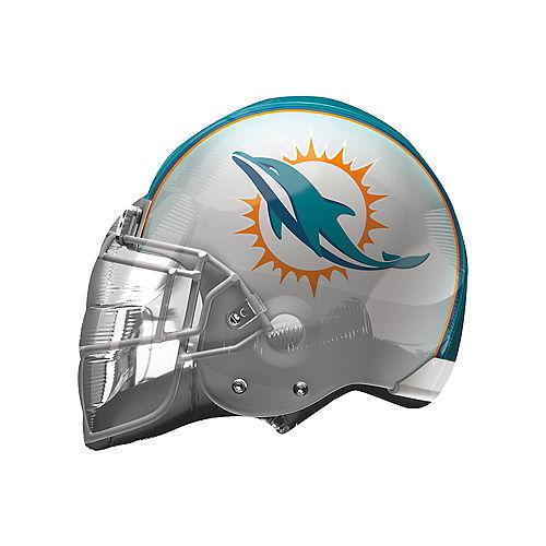 Miami Dolphins Balloon - Helmet Image #1