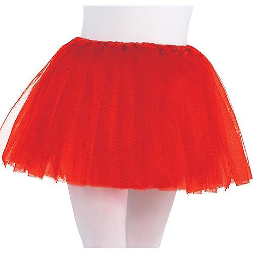 Child Red Tutu Image #1