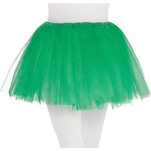Child Green Tutu Image #1