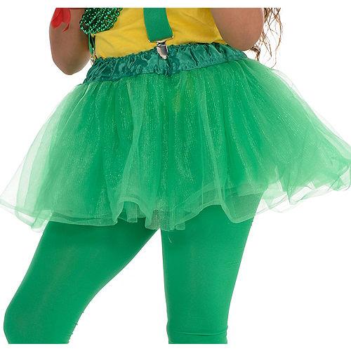 Child Green Tutu Image #2