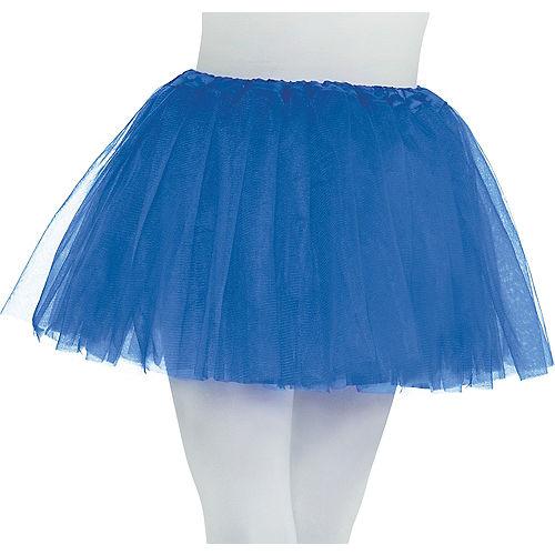Child Blue Tutu Image #1