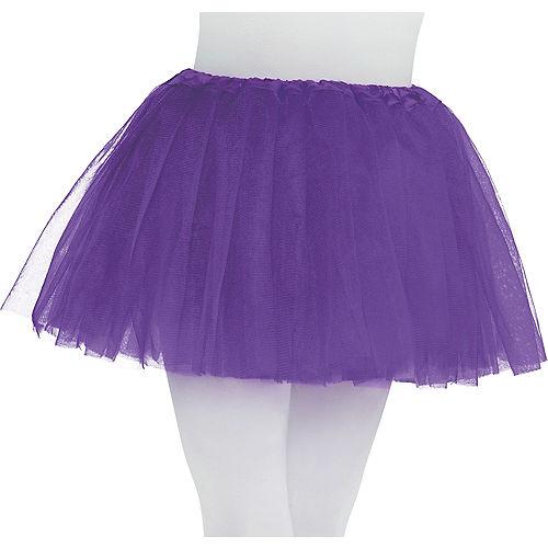 Child Purple Tutu Image #1