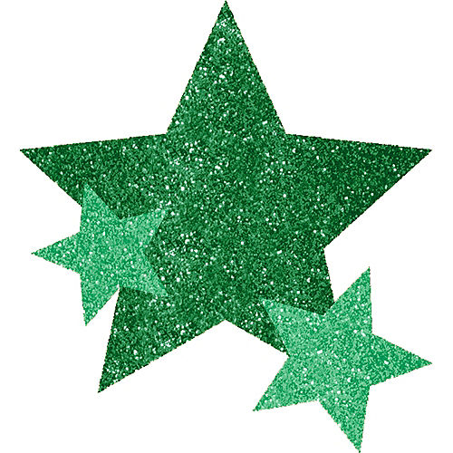 Green Star Body Jewelry Image #1