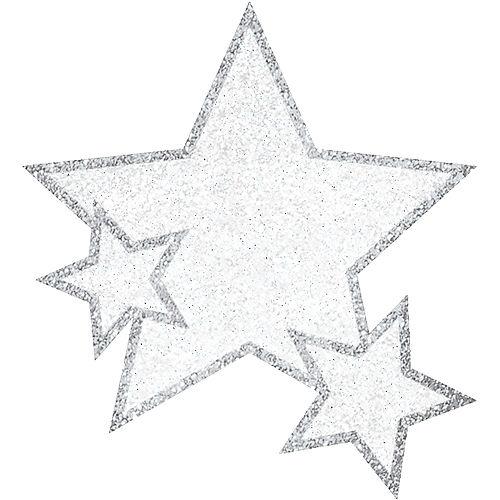 Silver Star Body Jewelry Image #1