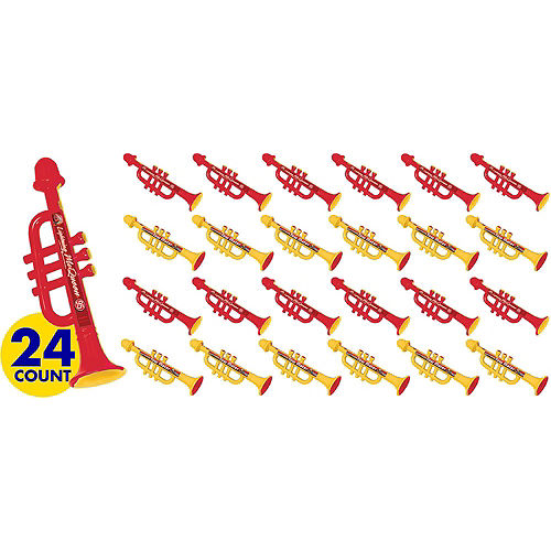 Cars Trumpets 24ct Image #2