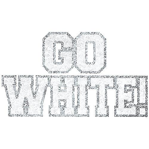 Go White Body Jewelry Image #1