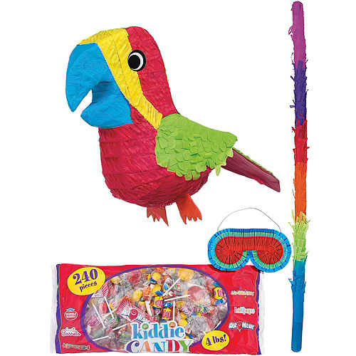 Parrot Pinata Kit Image #1
