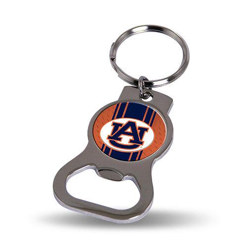 Auburn Tigers Bottle Opener Keychain Image #1