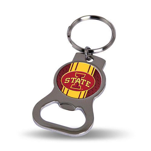 Iowa State Cyclones Bottle Opener Keychain Image #1