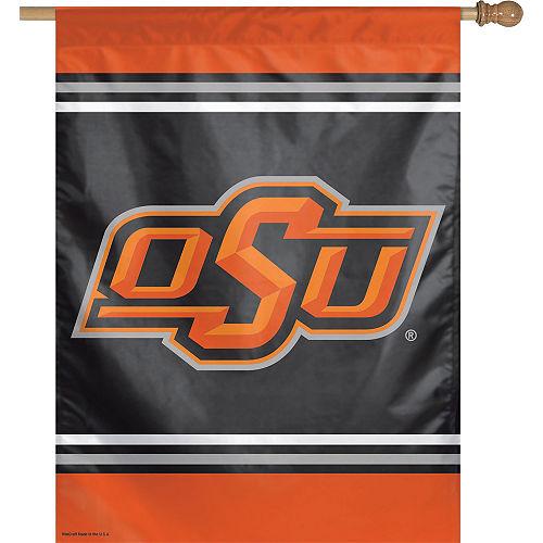 Oklahoma State Cowboys Banner Flag Image #1