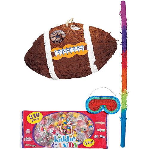 Basic Football Pinata Kit Image #1