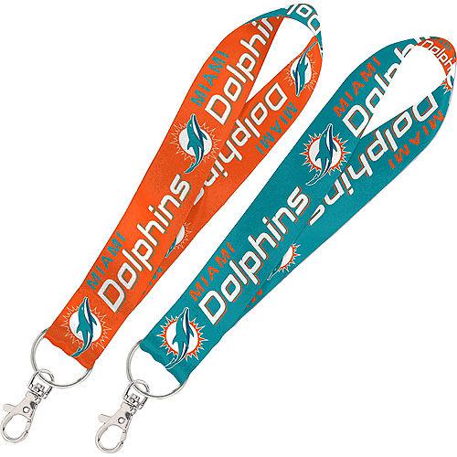 Miami Dolphins Key Strap Lanyard Image #1