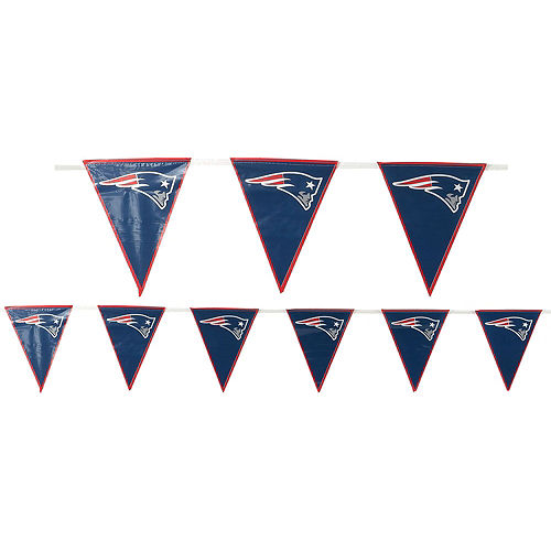 Basic New England Patriots Party Kit for 18 Guests Image #6