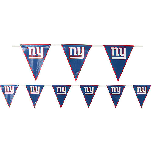 Super New York Giants Party Kit for 18 Guests Image #6