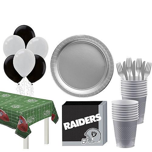 Super Las Vegas Raiders Party Kit for 18 Guests Image #1
