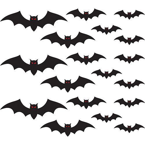 Bat Cutouts 30ct Image #1