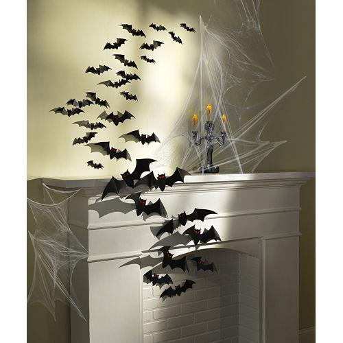 Bat Cutouts 30ct Image #3