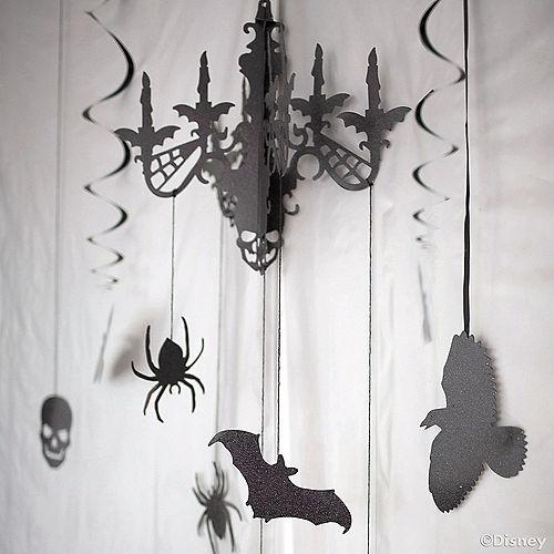 Black Paper Candelabra - Haunted House Image #3