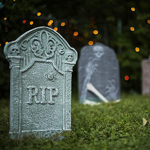 Clawing Hands Tombstone Image #3