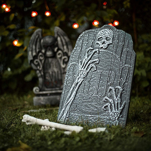Clawing Hands Tombstone Image #4