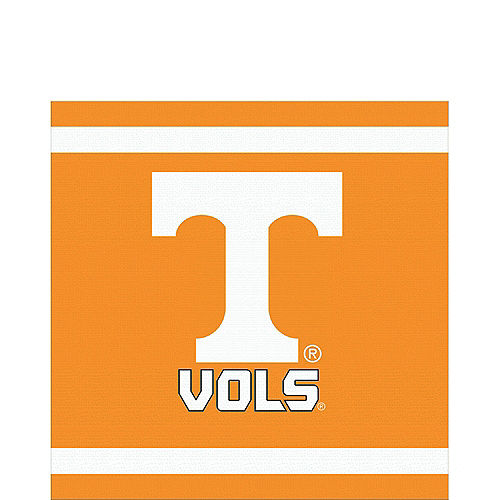 Tennessee Volunteers Lunch Napkins 20ct Image #1