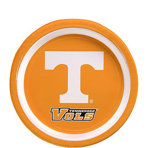 Tennessee Volunteers Dessert Plates 12ct Image #1