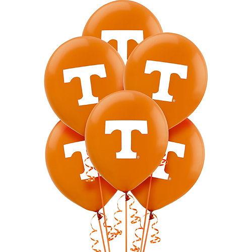 Tennessee Volunteers Balloons 10ct Image #1