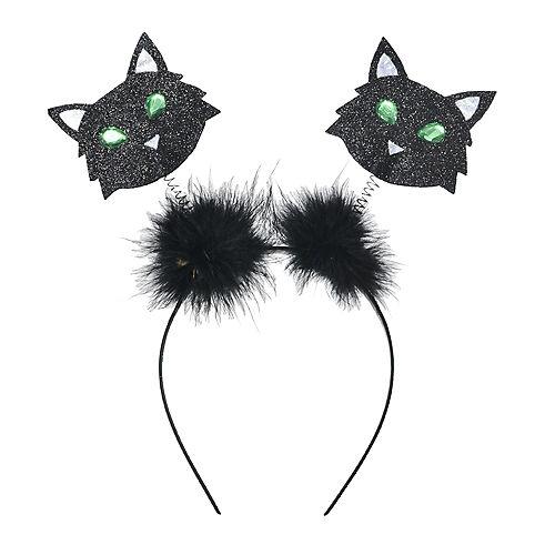 Black Cat Head Bopper Image #1