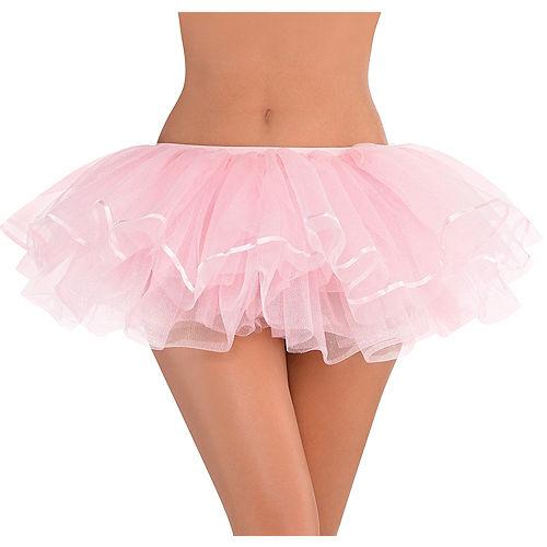 Shimmer Pink Tutu Image #1
