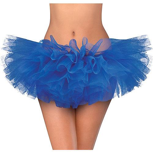 Royal Blue Ballet Tutu Image #1