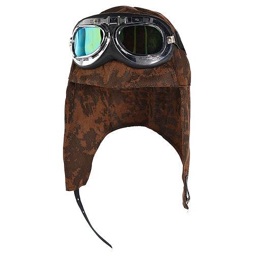 Aviator Hat & Goggles Image #1